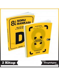 Hız Yayınları 8. Sınıf Din Kültürü Kampanyalı Set (2 Kitap)