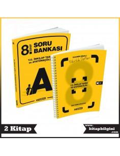 Hız Yayınları 8. Sınıf T.C. İnkılap Tarihi ve Atatürkçülük Kampanyalı Set (2 Kitap)