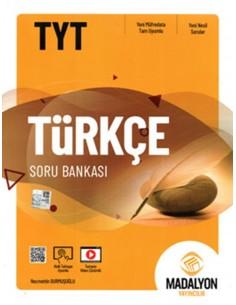 Madalyon Yayınları TYT Türkçe Soru Bankası