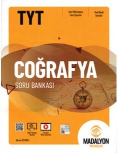 Madalyon Yayınları TYT Coğrafya Soru Bankası