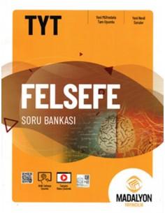 Madalyon Yayınları TYT Felsefe Soru Bankası