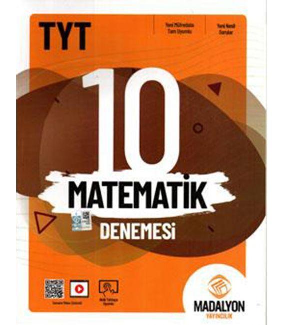 Madalyon Yayınları TYT Matematik 10 lu Deneme Sınavı