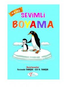 Sevimli Boyama Tanışır Yayınları