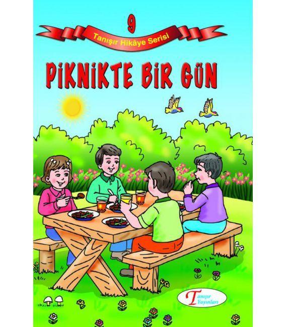 Tanışır Hikaye Serisi 10 Kitap
