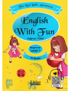 Living Yayınları English With Fun Beginner Level1