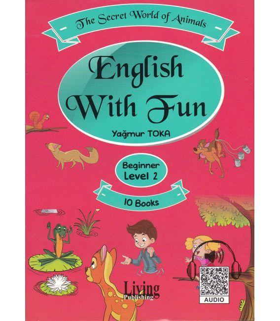 Living Yayınları English With Fun Beginner Level2
