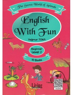 Living Yayınları English With Fun Beginner Level2