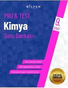 Bilfen Yayınları 9. Sınıf  Pro Test Kimya Soru Bankası