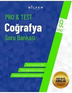 Bilfen Yayınları 9. Sınıf  Pro Test Coğrafya Soru Bankası