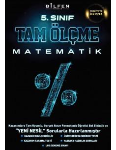 Bilfen Yayınları 2020 5. Sınıf Matematik  Tam Ölçme