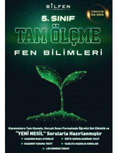 Bilfen Yayınları 2020 5. Sınıf Fen Bilimleri Tam Ölçme