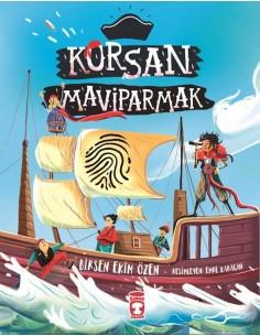 Korsan Maviparmak- Timaş Yayınları