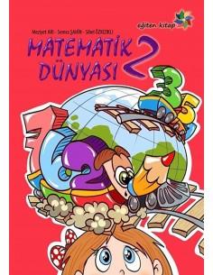 Matematik Dünyası 2 Eğiten Kitap Yayınları