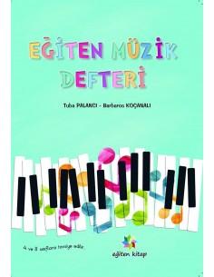 Eğiten Müzik Defteri Eğiten Kitap Yayınları
