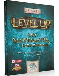 8. Sınıf Level Up LGS Matematik Soru Bankası Tammat Yayınları