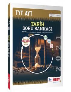 Sınav Yayınları TYT-AYT Tarih Soru Bankası