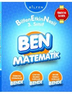 Bilfen Yayınları 3. Sınıf Ben Matematik