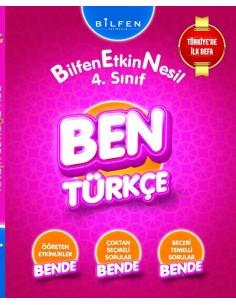 Bilfen Yayınları 4. Sınıf Ben Türkçe