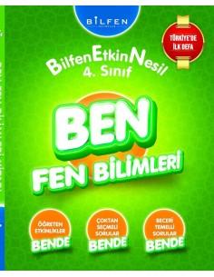 Bilfen Yayınları 4. Sınıf Ben Fen Bilimleri