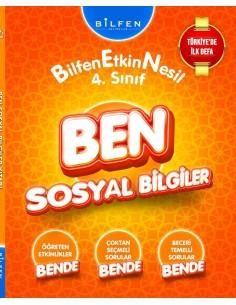 Bilfen Yayınları 4. Sınıf Ben Sosyal Bilgiler