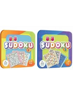 Dikkat Atölyesi   7 Yaş 8X8 Sudoku 2'li Set