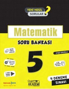 Üçgen Yayınları 5. Sınıf Matematik Soru Bankası