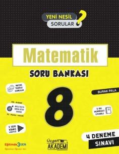 Üçgen Yayınları 8. Sınıf Matematik Soru Bankası
