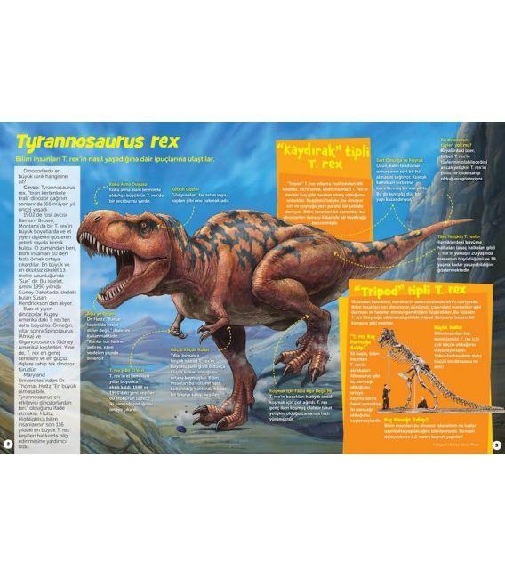 Dikkat Atölyesi  Dinozor Sevenler İçin