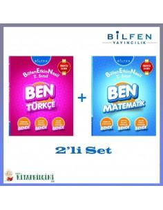 Bilfen Yayınları 2. Sınıf Ben Set (Türkçe ve Matematik)
