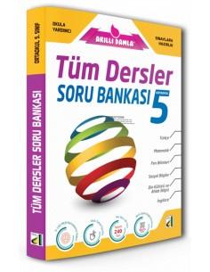 Damla Yayınları 5.Sınıf Tüm Dersler  Soru Bankası