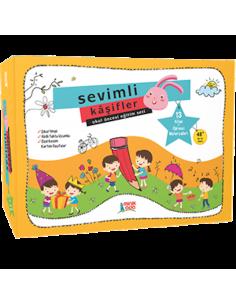 Minik Ada Sevimli Kaşifler Okul Öncesi Eğitim Seti (5 Yaş)