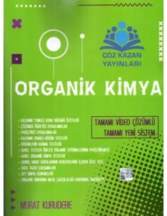 Çöz Kazan Yayınları Organik Kimya Tamamı Video Çözümlü