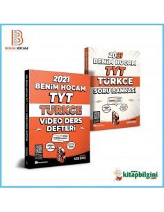 Benim Hocam TYT Türkçe Kampanyalı Set 2021