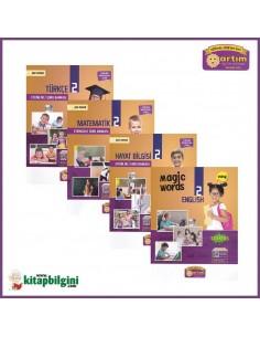Artım Yayınları 2. Sınıf Kampanyalı Set (4 Kitap)