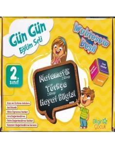 Bilgin Çocuk Yayınları 2. Sınıf Gün Gün Eğitim Seti