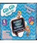Bilgin Çocuk Yayınları 4. Sınıf Gün Gün Eğitim Seti (5 Kitap)