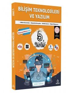 5. Sınıf Bilişim Teknolojileri ve Yazılım Sıfırbir Yayınları
