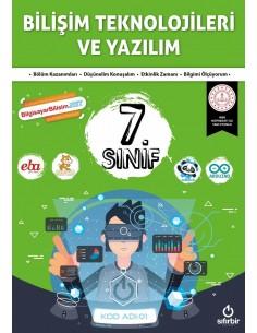 7. Sınıf Bilişim Teknolojileri ve Yazılım Sıfırbir Yayınları