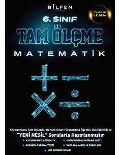 Bilfen Yayınları 6. Sınıf Matematik Yeni Tam Ölçme