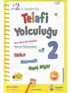 Üçgen Yayınları  2. Sınıf Telafi Yolculuğu