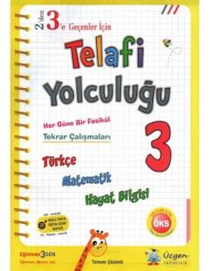 Üçgen Yayınları  3. Sınıf Telafi Yolculuğu