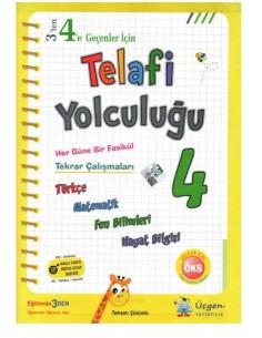 Üçgen Yayınları 4. Sınıf Telafi Yolculuğu