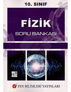 Fen Bilimleri Yayınları 10.Sınıf Fizik Soru Bankası