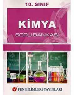 Fen Bilimleri Yayınları 10.Sınıf Kimya Soru Bankası