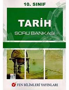 Fen Bilimleri Yayınları 10.Sınıf Tarih Soru Bankası