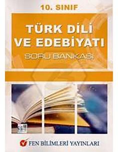 Fen Bilimleri Yayınları 10.Sınıf Türk Edebiyatı Soru Bankası