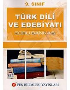 Fen Bilimleri Yayınları 9.Sınıf Türk Dili ve Edebiyatı Soru Bankası