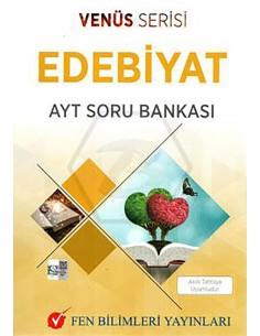 Fen Bilimleri Yayınları AYT Edebiyat Soru Bankası Venüs Serisi