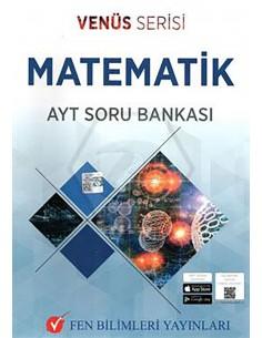 Fen Bilimleri Yayınları AYT Geometri Soru Bankası Venüs Serisi