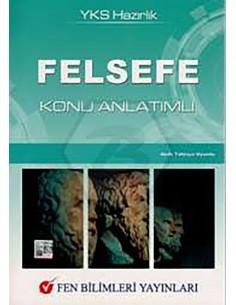 Fen Bilimleri Yayınları TYT AYT Felsefe Konu Anlatımlı